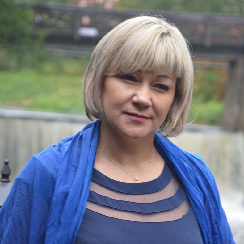 Liudmila Karandej