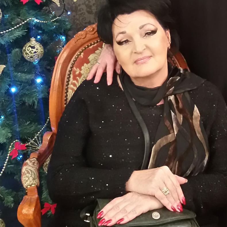 Valentina Baranovskaja